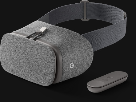 Daydream view and controller