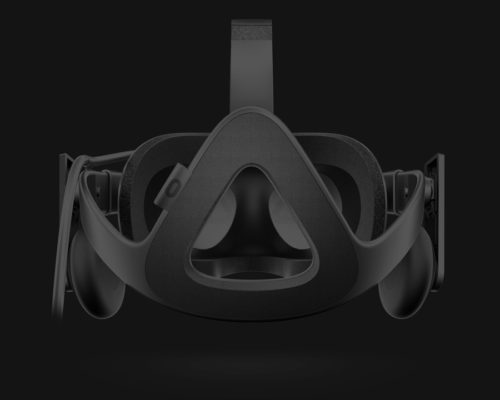 Oculus back dark